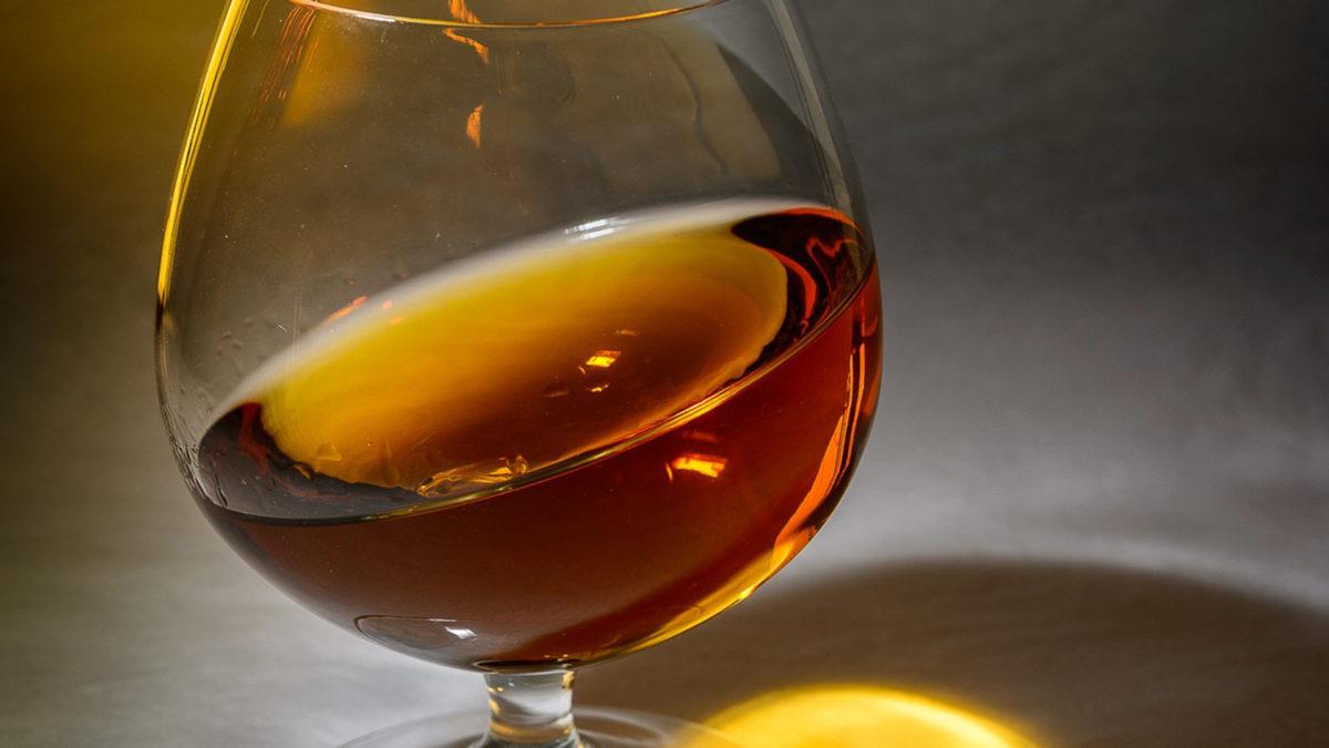 Dégustation de cognac