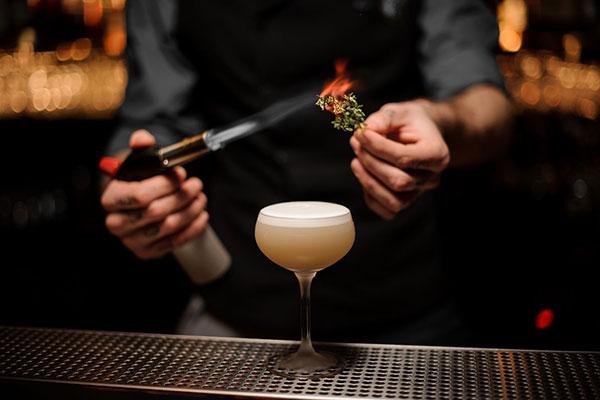 Barman Gala d'entreprise
