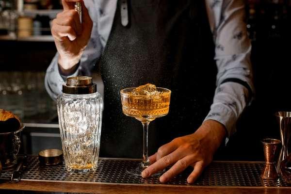 Entreprise Formule Barman Mixologue